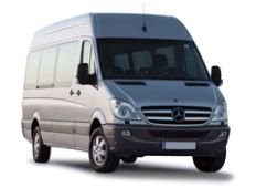 Siofoki Taxi  &  Minibus Transfer Service, Bus: Mercedes Sprinter for max. 18 - 20  passengers